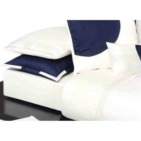 drap housse en satin de coton blanc pierrot par home concept
