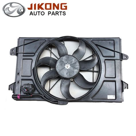 low prices car parts radiator cooling fan motor 12v power auto radiator fan for geely emgrand