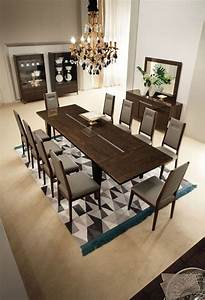 Soprano, Italian, Modern, Extendable, Dining, Table