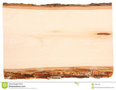 de plak de dwarsdoorsnede hout met schors royalty vrije stock afbeeldingen afbeelding