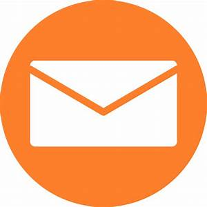 16 Email Icon Orange Images - White Email Icon, Orange ...