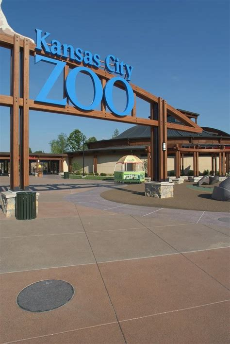 bomanite kansas zoo