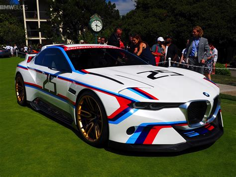 Bmw At The 2015 Monterey Car Week