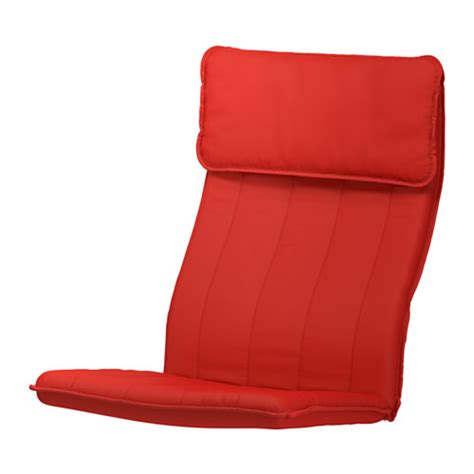 po 196 ng coussin fauteuil ransta rouge ikea