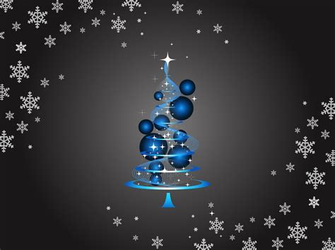abstract christmas tree vector art graphics freevector com