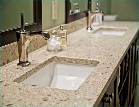 quartz sinks pros and cons 25 bästa quartz bathroom countertops idéerna på pinterest