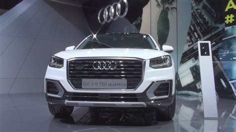 Audi Q2 Design 2 0 Tdi Quattro S Tronic 140 Kw 2016 Exterior And Interior In 3d