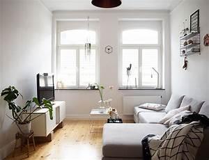 Farben Für Kleine Räume Mit Dachschräge : 5 einrichtungs tipps f r kleine wohnzimmer craftifair ~ Markanthonyermac.com Haus und Dekorationen
