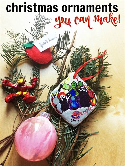 frugal christmas ornaments you can make money saving mom 174