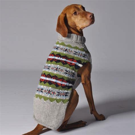 doge sweater chilly grey fairisle wool sweater