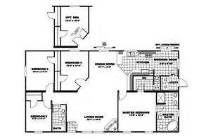 manufactured home floor plan 2010 clayton independence 32x56 38ind32564ah10