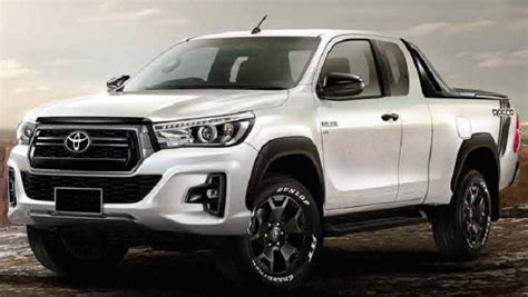 Learn more about our 4 wheel drive pickup truck here! 2021 Toyota Hilux May Get Another Facelift - 2021 Tacoma