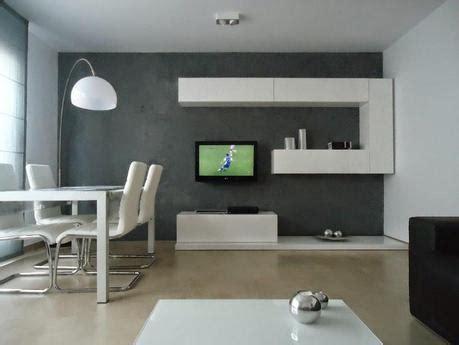 decoracion salones en tonos grises paperblog