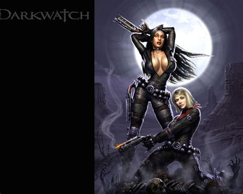 female protagonists darkwatch wallpaper  image