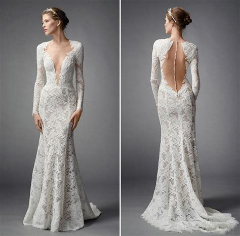 vintage lace wedding dresses with sleeves chic vintage lace wedding dresses with sleeves ipunya