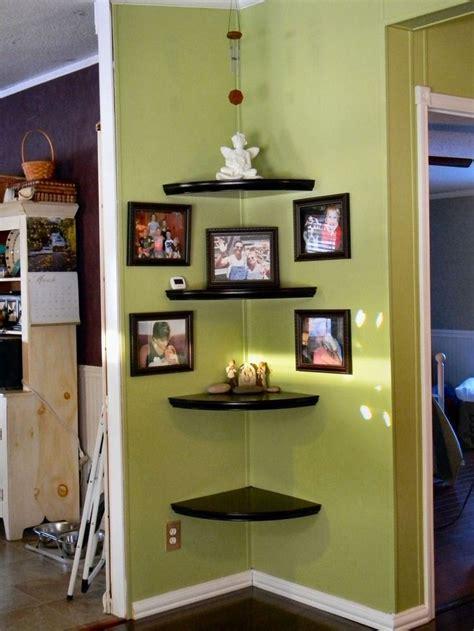 living room corner shelving ideas 25 best ideas about floating corner shelves on