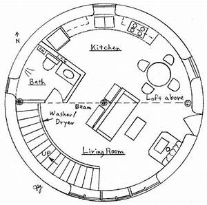 roundhouse floor plans hobbit home style pinterest With house on pinterest grain silo houses and on wiring your house for
