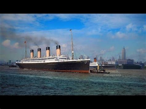 olympic color rms olympic in colour