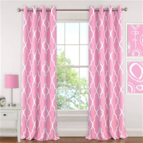 Light Pink Drapes - buy light pink curtains from bed bath beyond