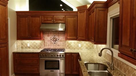 Charleston Chestnut Cabinets   Kitchen and Bath Solutions
