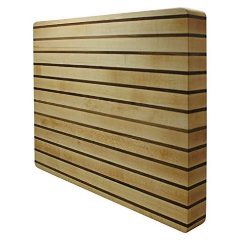 Kobi Blocks Stripes Maple Walnut Butcher Block Wood