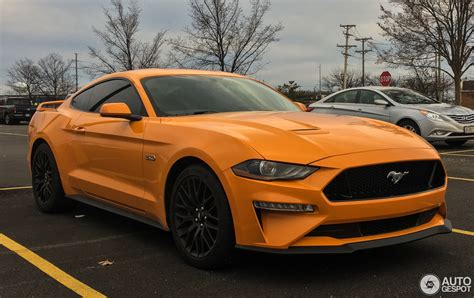 2018 Mustang Gt by Ford Mustang Gt 2018 5 Marzo 2018 Autogespot