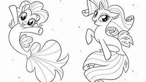 My Little Pony Movie Coloring Pages Coloring Kids 2018