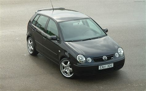 Abt Volkswagen Polo 2006 Widescreen Exotic Car Pictures