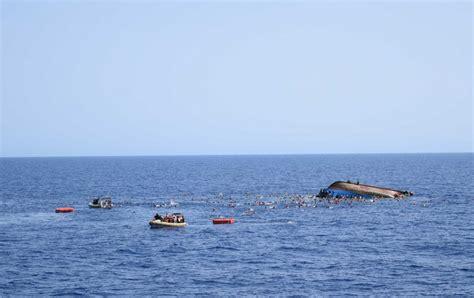 Libya To Italy By Boat 2017 by Mokhtar El Amraoui Miroirs Et Tique Et Pique Mots
