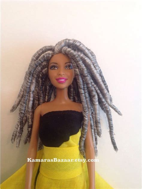 luv africa jamaican natural hair doll cheryl grey