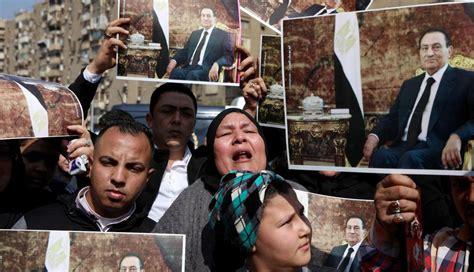 África: Muere Hosni Mubarak Egipto despide a su