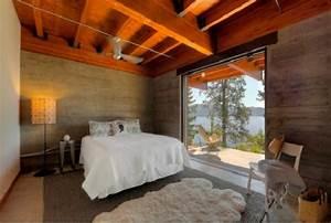 Holz Mit Wandfarbe Streichen : wandfarbe streichen betonoptik inneneinrichtung und m bel ~ Lizthompson.info Haus und Dekorationen