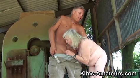72 year old granny gives a blowjob and gets fucked porn d9
