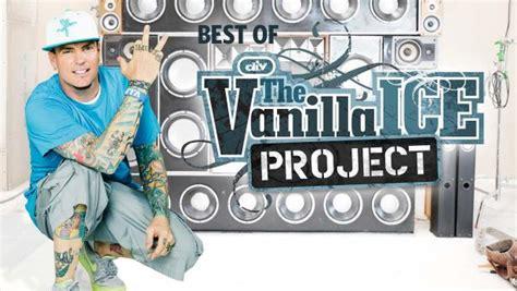 vanilla ice project   diy