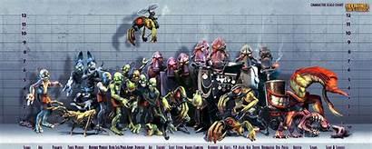 Monitor Dual Screen Wallpapers Anime Gaming Oddworld