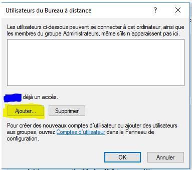 autoriser connexion bureau à distance autoriser bureau a distance 28 images capi ears rdp