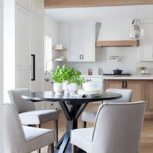 granit meja dapur warna hitam bentuk bulat karadecoracom