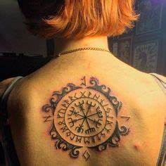 Tatouage Valkyrie Nordique : vegvisir by drisanas tattoo vegvisir nordic viking knot tattoo designs pinterest ~ Melissatoandfro.com Idées de Décoration