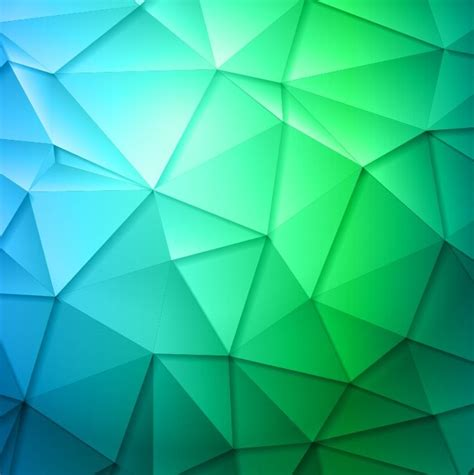 geometric abstract  poly background vector illustration