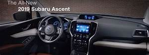 How Much Cargo Space is in the 2019 Subaru Ascent?