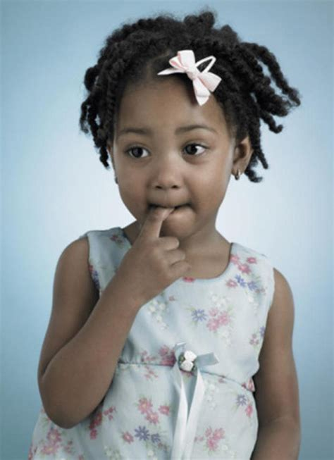 pictures of little black girls hairstyles with barrettes