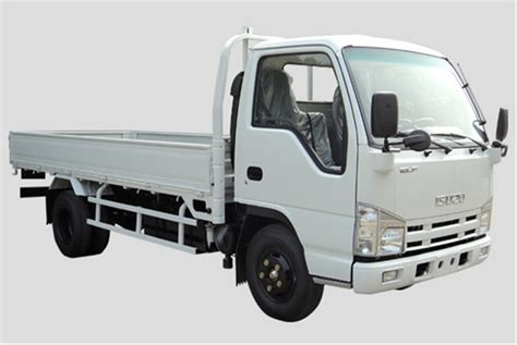 Factory Directly 1- 4 Ton Elf Cargo Truck Price With Isuzu
