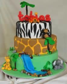 jungle theme baby shower cake jungle cakes decoration ideas birthday cakes