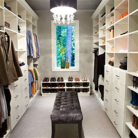 a bench in walk in closet planning for the condo
