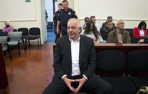 Ex-PM of Croatia gets 2 ½ years for war profiteering ...