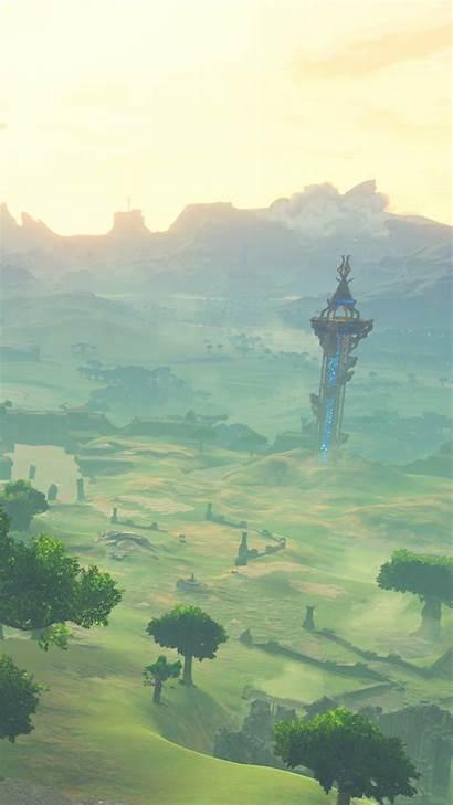Breath Zelda Wild Legend Iphone