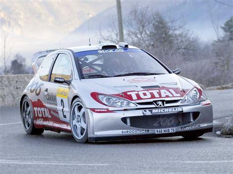 2002 Peugeot 206 Wrc Image