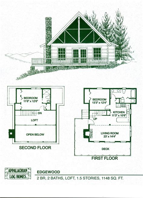 small log cabin floor plans and pictures log home floor plans log cabin kits appalachian log homes