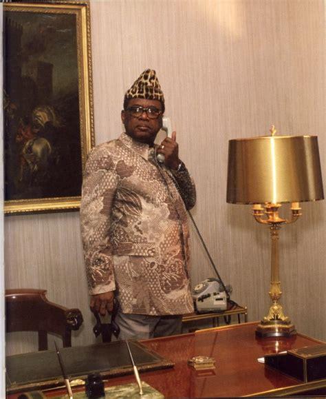 policy of Mobutu Sese Seko | Goo