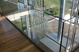 Treppengeländer Selber Bauen Stahl : treppengel nder innen holz und glas ~ Lizthompson.info Haus und Dekorationen